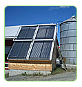 drying process of solar dry machines